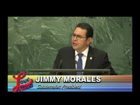 Morales on UN