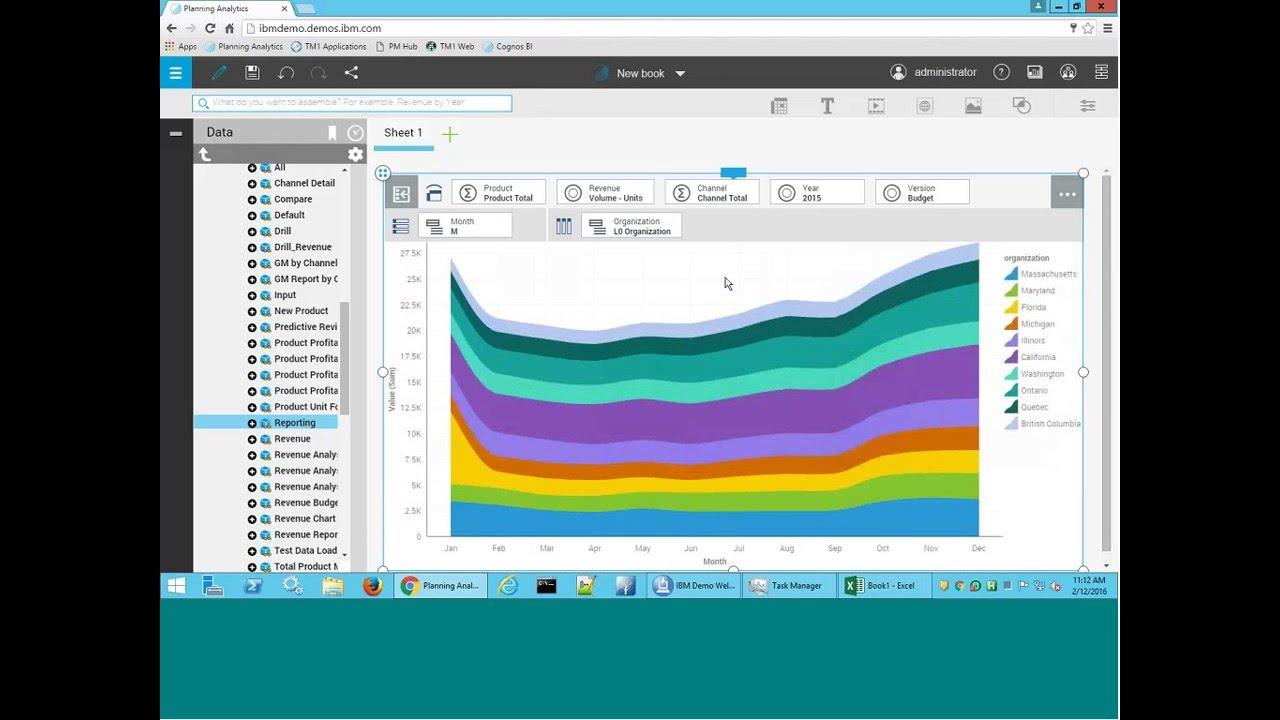 IBM Planning Analytics Webinar