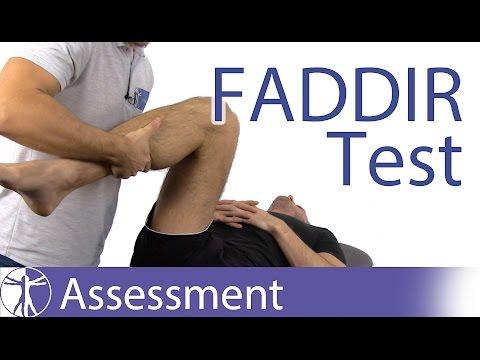FADDIR Test