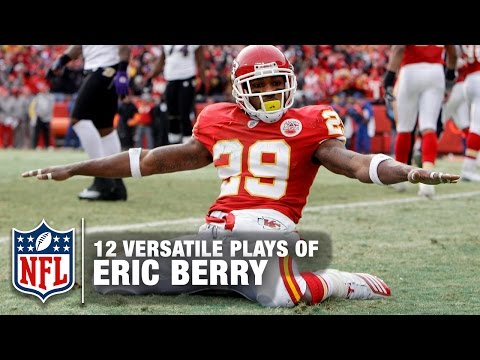 12 Plays that Show Why Eric Berry Got Paid | NFL
