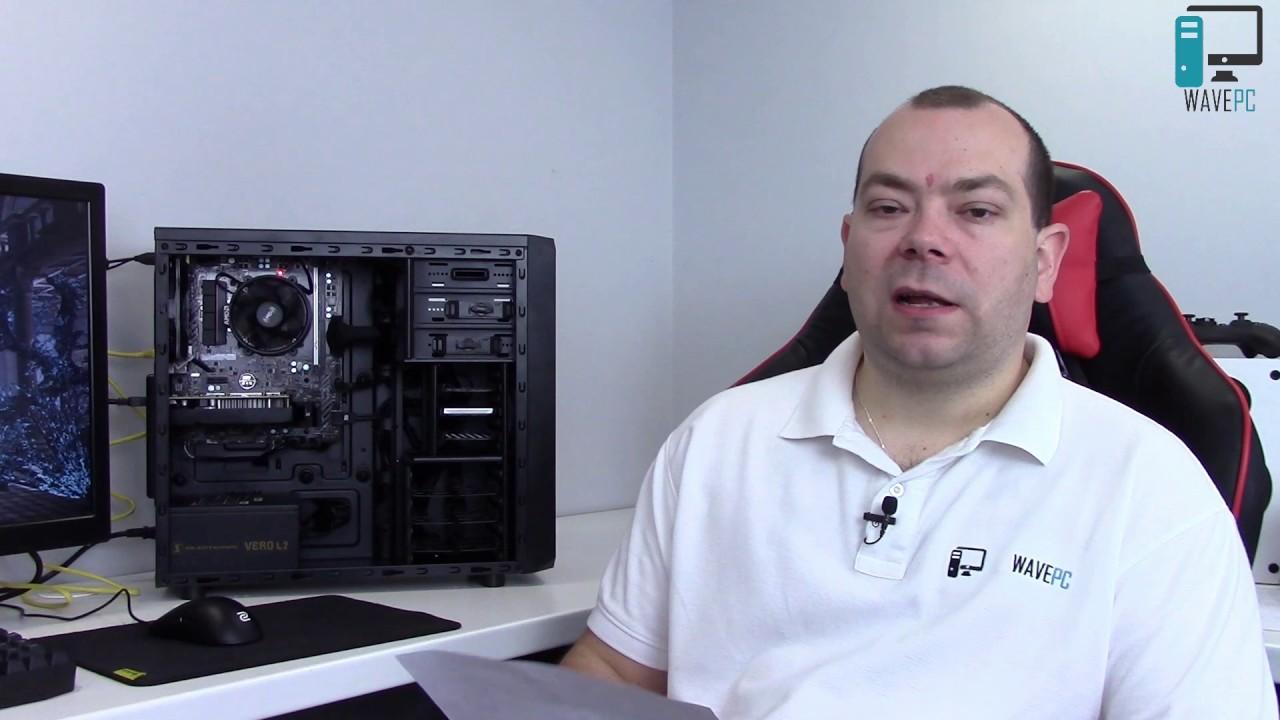 Komputer w kwocie 2700zł z AMD Ryzen i GTX1050Ti