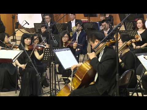 Butterfly Lovers Cello Concerto by Yijia Fang(arr. by  Yijia Fang)