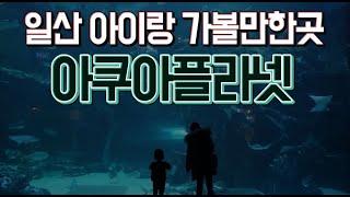 경기도 일산 아이와 가볼만한곳 일산아쿠아플라넷 후기
