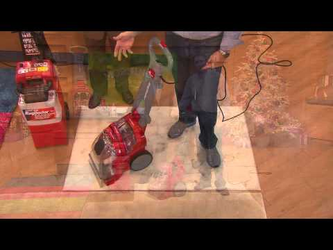 Rug Doctor Deep Carpet And Upholstery Cleaning System With Alan Rosen