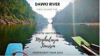 Dawki lakeI I India