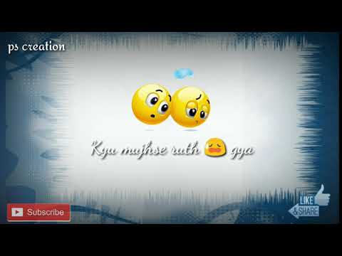 Ek baat satati hai _ Very sad song _ Ps Creation WhatsApp status