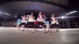 URBANPLACE   המסלול להכשרת רקדני היפ-הופ
