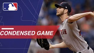 Condensed Game: BOS@TB - 5/22/18