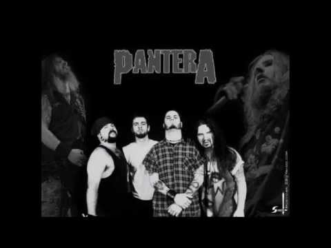 Pantera - 10's (lyrics)