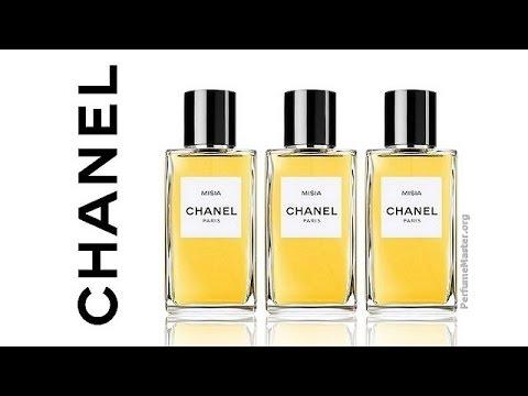 Chanel Les Exclusif Misia Perfume Youtube