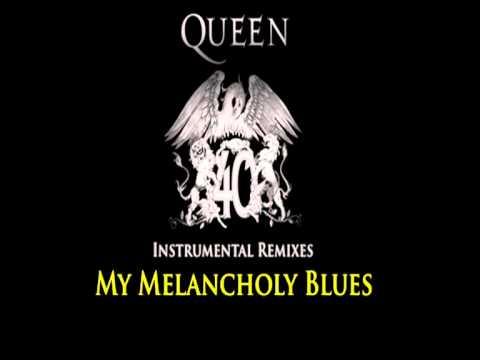 Queen - My Melancholy Blues (Instrumental)