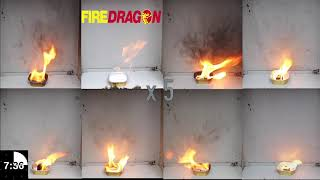 FireDragon Compared with Alternative Firelighters