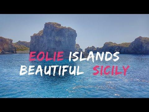 VLOG SICILIA: AMAZING EOLIE ISLANDS \\ VLOG VIAGGIO EOLIE