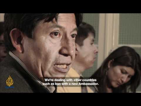 People & Power - Bolivia's thirst for change