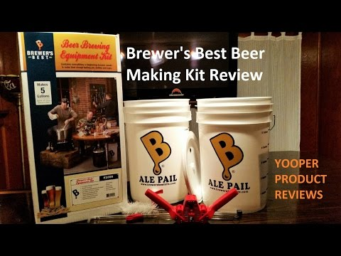 Brewer's Best Beer Making Kit Review