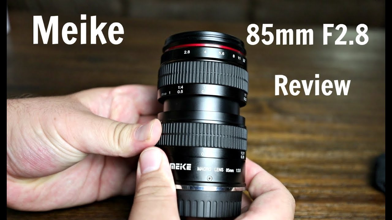 Meike 85mm F2 8 Macro Lens Review: Macro/Portrait Lens Under $300