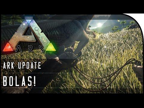 ARK: Survival Evolved BOLA / BOLAS GAMEPLAY! (EASY ...