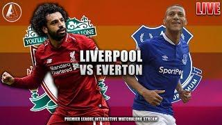 LIVERPOOL VS EVERTON (LIVE) | Premier League Watchalong Stream