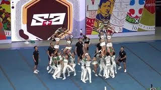CSB Blazers Pep Squad - 2019 NCAA Cheerleading Competition