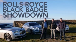 Rolls-Royce Black Badge Showdown with Tiff Needell and Ryan Cullen