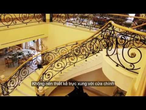 Những điều tuyệt đối kiêng kỵ khi xây cầu thang nếu không muốn gặp họa