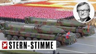 """Nordkoreas Wahnsinn: """"Wer uns angreift, den verwandeln wir zu Asche"""" (Kommentar)"""