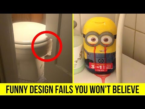 30+ Funny Design Fails Show Why You Need A Designer | The Strangest