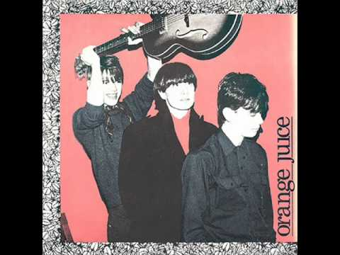 "Orange Juice ""Falling and Laughing"" (Postcard Records version)"