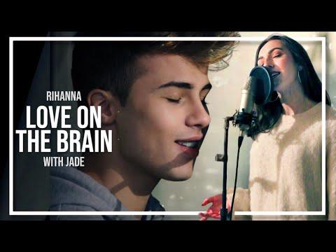LOVE ON THE BRAIN  Matt & Jade Cover Video