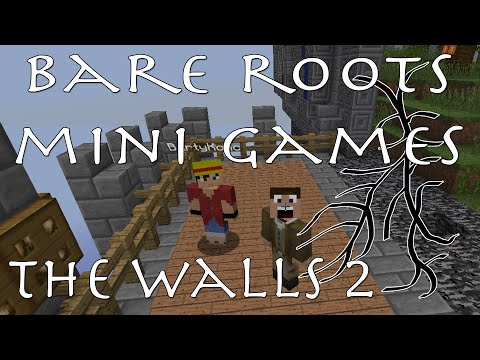 tominabox1 plays Minecraft - Bare Roots Weekly Invitational Challenge: The Walls 2