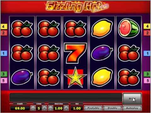 Sizzling Hot Deluxe gokkasten gratis spelen op iPad en op iPhone !