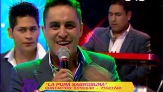 LA PURA SABROSURA - Concierto Top Uno (parte 1) - WWW.VIENDOESLACOSA.COM - Cumbia 2015