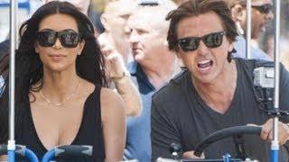 Kim Kardashian visits the Jersey Shore and Khloe talks pregancy rumors - Keeping Up With Kim K