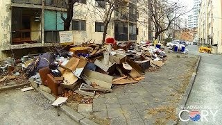 Poverty in Jowon-dong, 강남아파트 (Gangnam Apartments) - 🇰🇷 SEOUL WALK