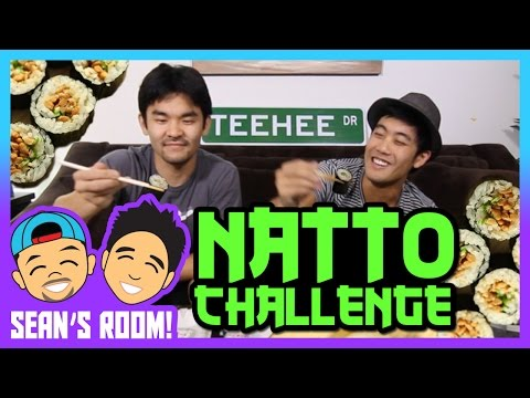 Thumbnail: The Natto Challenge! (Sean's Room)