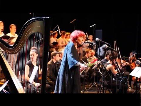 Concert Avec Anne Sylvestre, Au Rocher De Palmer