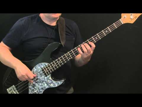 Blues Bass  - Johnny B Goode - Tommy Shannon