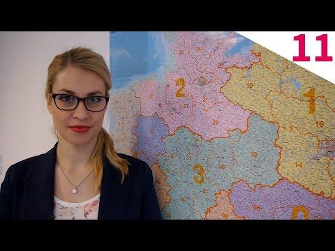 Kurs języka niemieckiego - odc. 11: Opis i pytania o drogę [Mówimy po niemiecku]