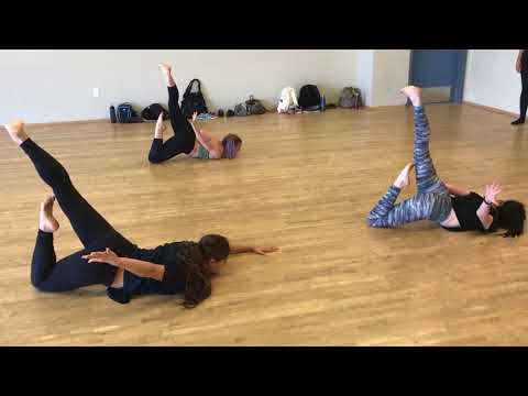 When I Get Up - Edge Performing Arts Center - Chor: Chelsea Michener