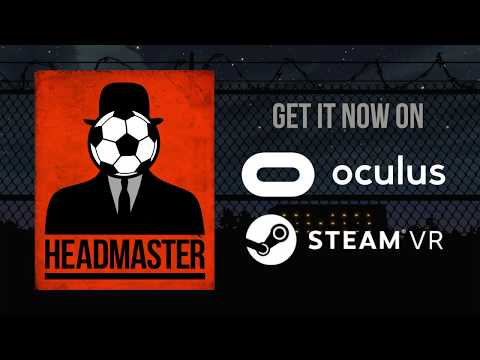Headmaster VR - PC Launch Trailer