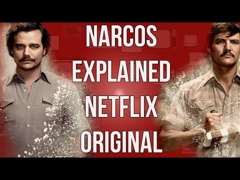 NARCOS Explained - Netflix Original