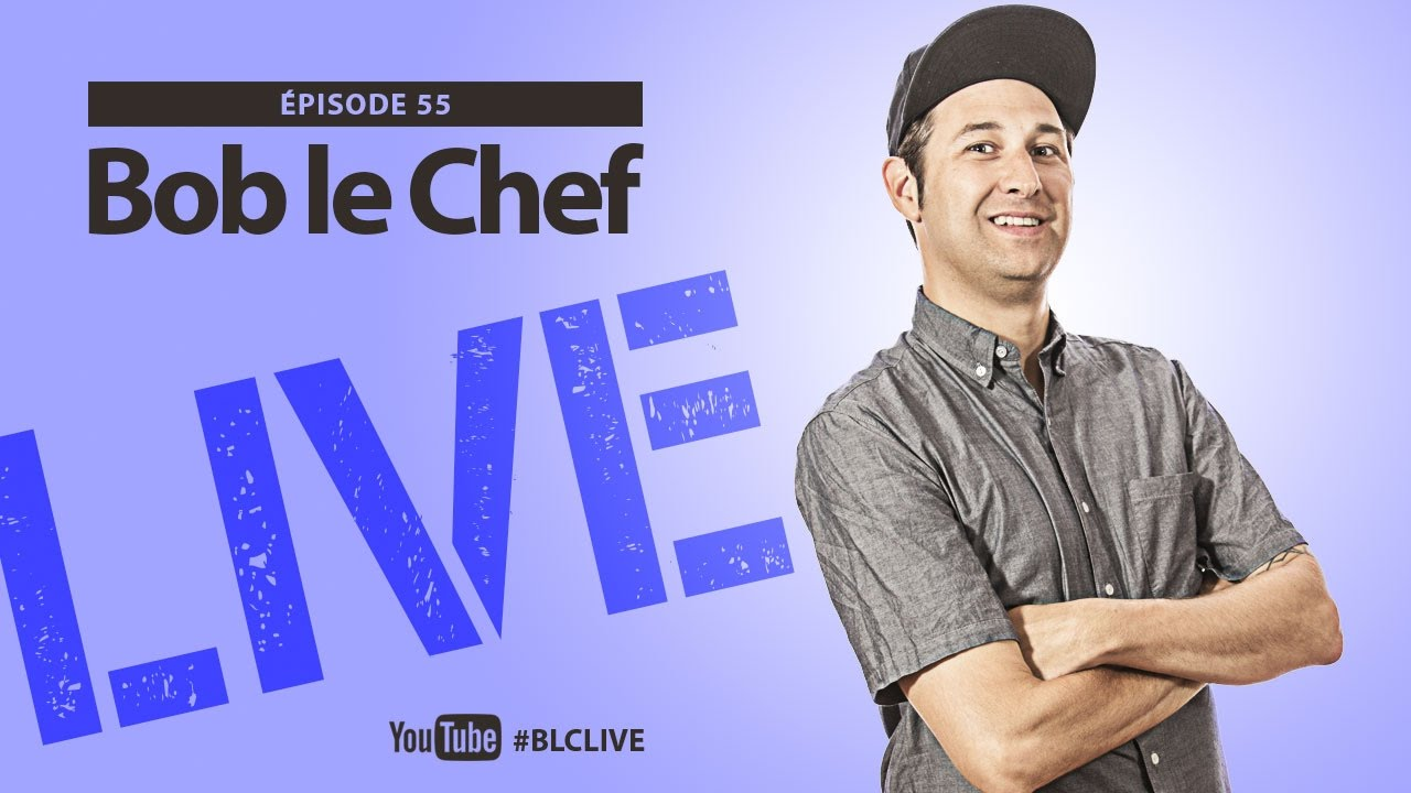 poulin vincent c playing bob le chef live 55 b atrice bernard poulin vincent c tv