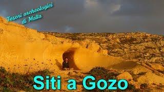 Siti archeologici minori di Gozo - Tesori archeologici di Malta