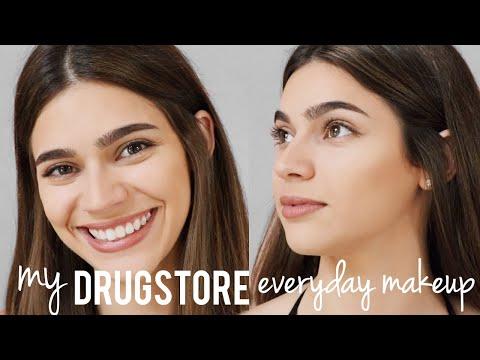 10 Minute Drugstore Everyday Makeup :)