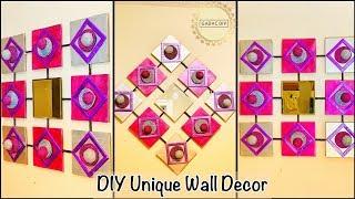 Unique wall decoration ideas  gadac diy  wall hanging craft ideas  diy crafts  wall decor  diy