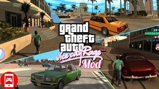 GTA Vice City High Graphics [RAGE Mod Beta 4](2018) Visuals Like GTA 5