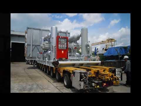 PBS Logistics Project Cargo