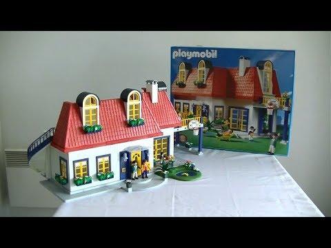 construction playmobil la maison moderne 2000 3965