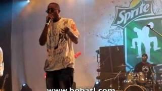 B.o.B - Bet I Bust - feat. Playboy Tre - Live