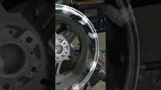 Как правильно варить литые диски
